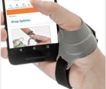 CMCcare thumb brace for thumb arthritis