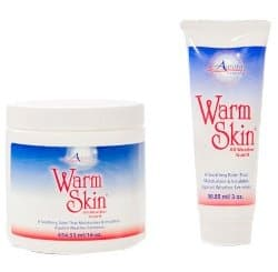 warm skin all weather guard cream for Raynauds Syndrome