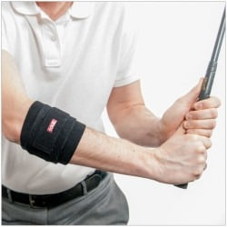 3pp Elbow wrap for golfers or tennis elbow