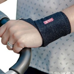 wrist braces to wear for common causes of wrist pain