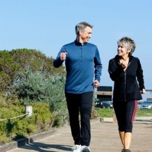 walking for healthy joints