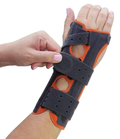 fix comfort wrist brace for carpal tunnel syndrome