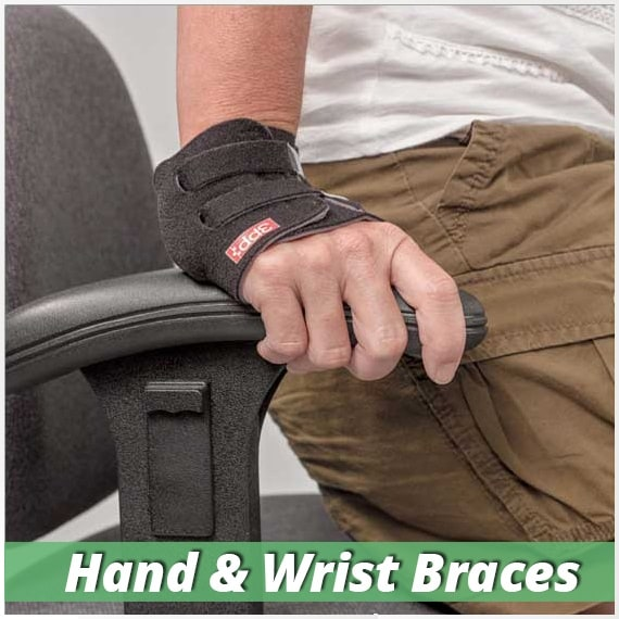 hand and wrist braces for carpal tunnel, foosh and tfcc