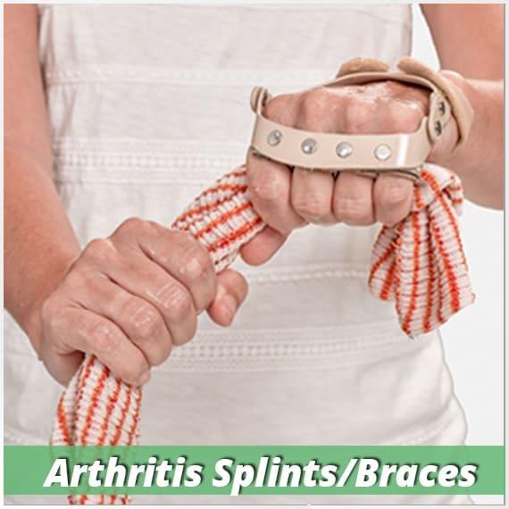 splints and braces for arthritis