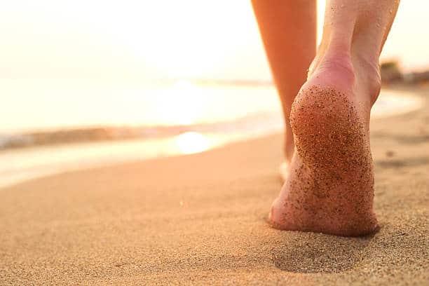 plantar fasciitis barefoot