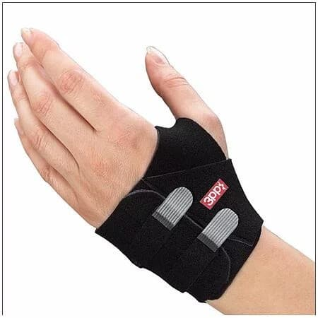 3pp carpal lift wrist brace for tfcc