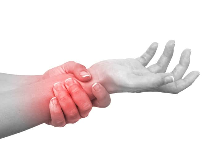 de quervains thumb and wrist pain
