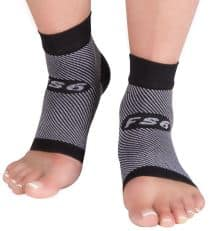 FS6 Compression Foot Sleeve for plantar fasciitis