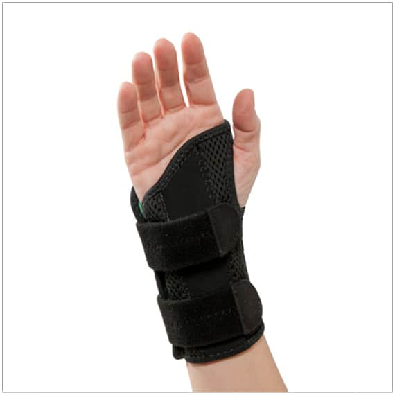 mueller wrist brace for carpal tunnel syndrome and tendinitis