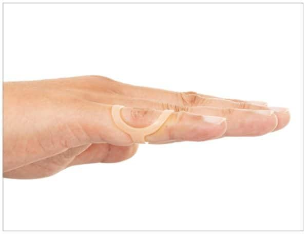 oval-8 finger splint