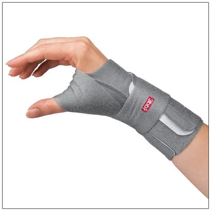 3pp thumspica thumb brace for gamekeepers thumb, skiers thumb or de quervains