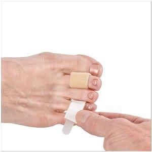 3pp Toe Loops for hurt or broken toes