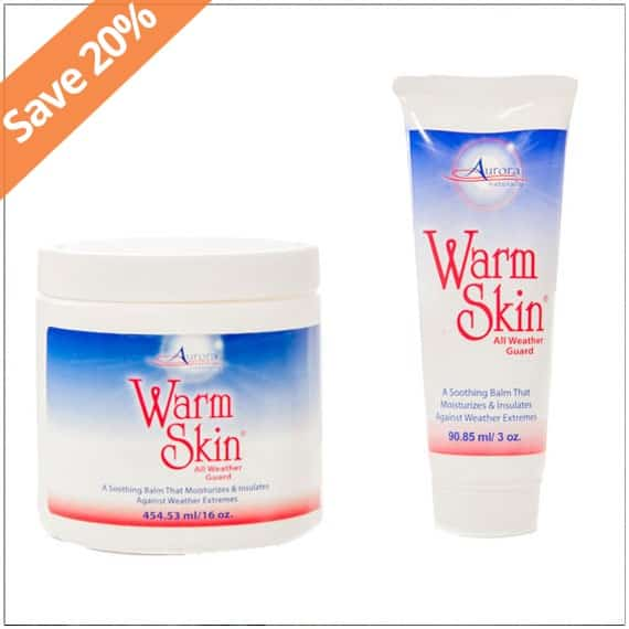 warm skin all weather guard for raynauds