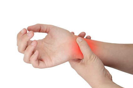 common causes of wrist pain